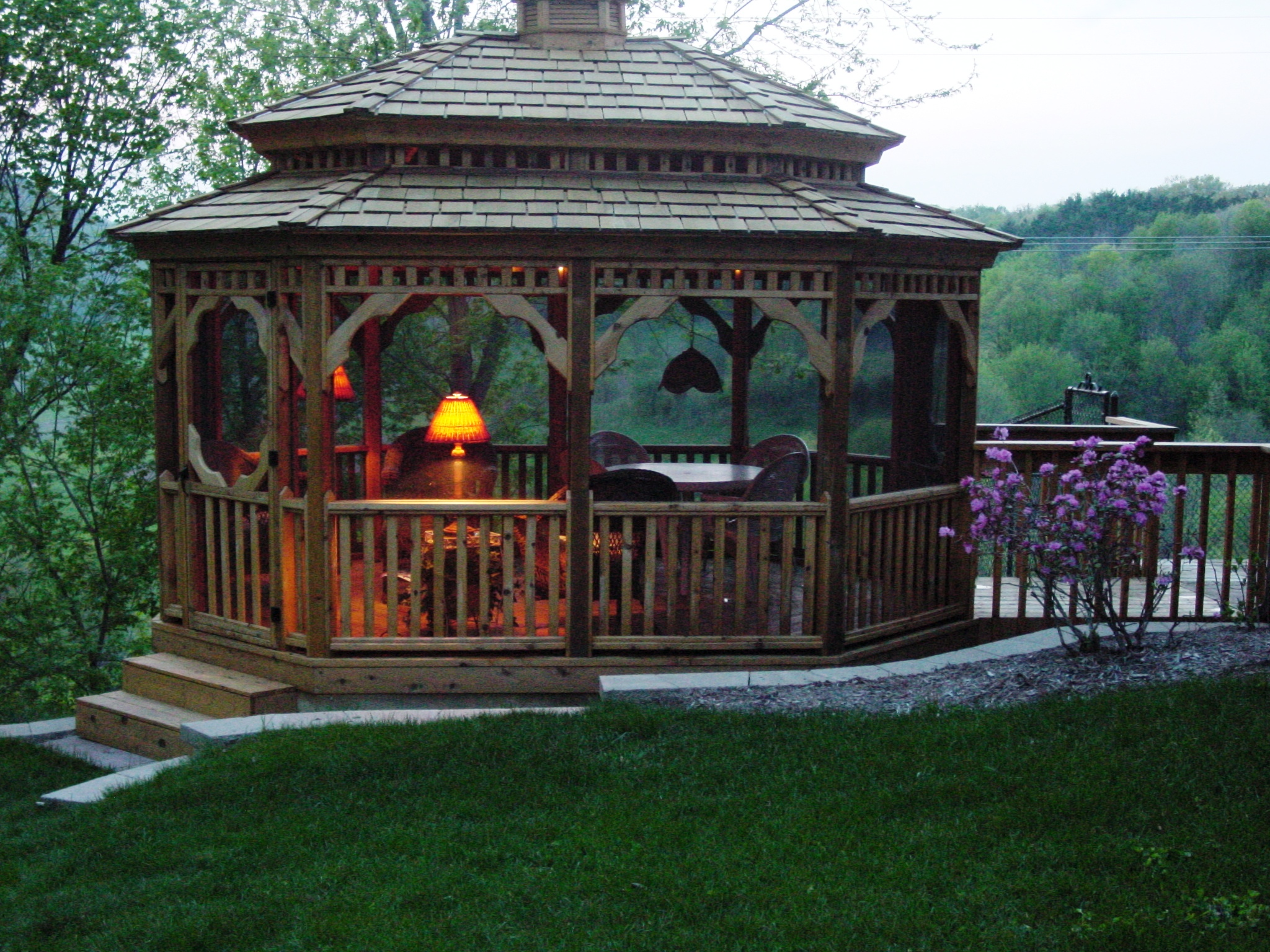 12x12 Patio Gazebo | Patio Gazebo Walmart | Screened Gazebo