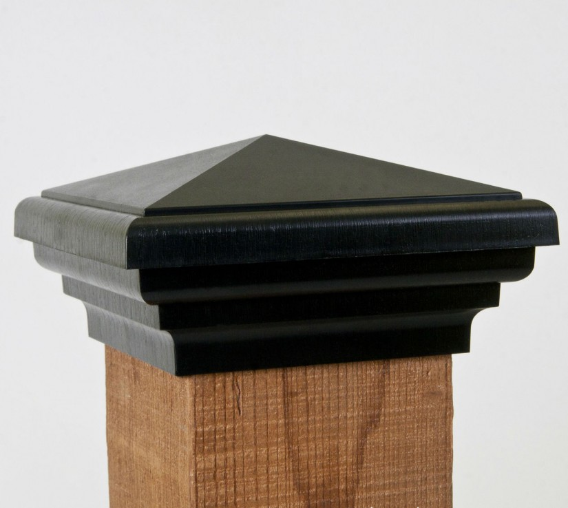 6x6 Fence Post Caps | Post Caps 6x6 | 6x6 Post Caps Solar Lights