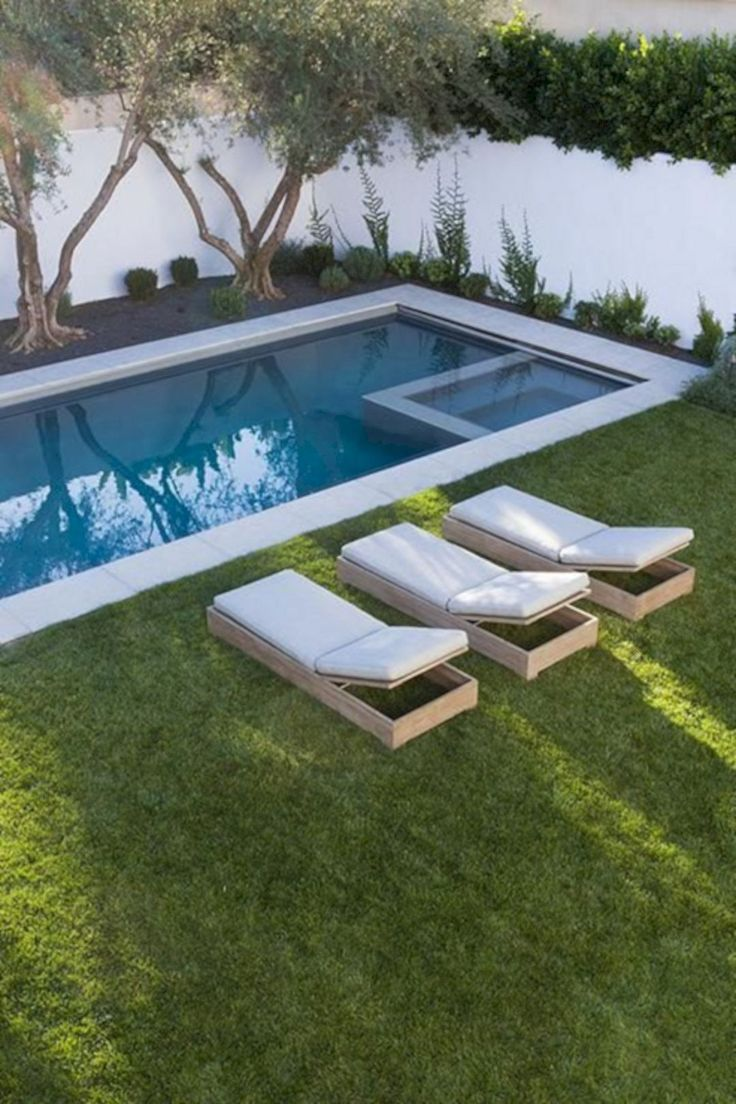 Above Ground Pools with Decks Installed | Semi Buried Above Ground Pools | Semi Inground Pool Ideas