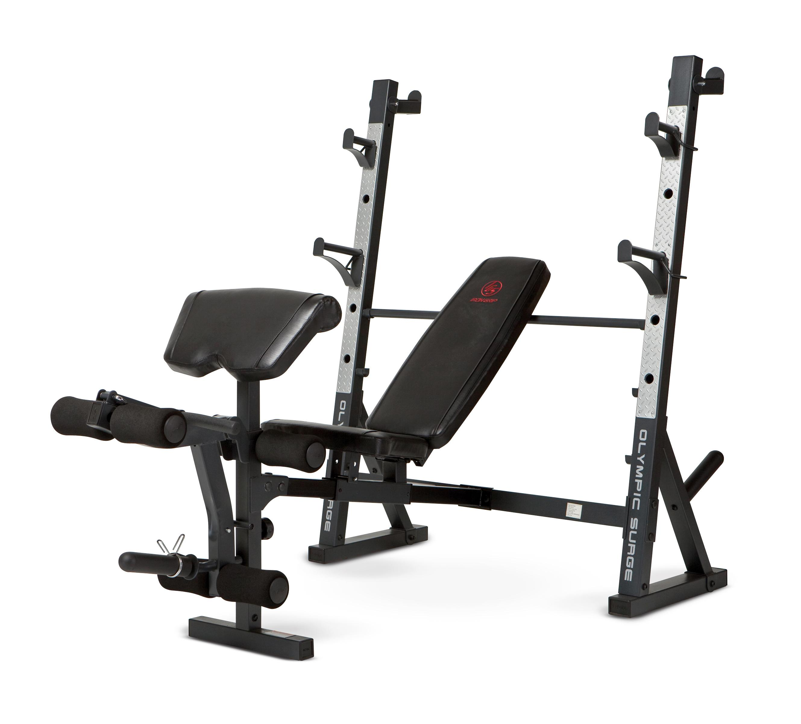 Academy Weight Benches | Powerhouse Weight Bench | Beginner Weight Bench Set