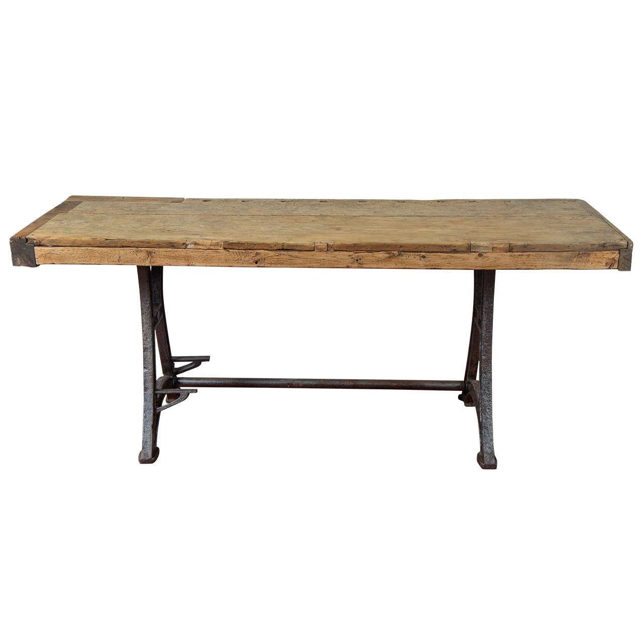 Adjustable Metal Workbench Frame | Counter Height Work Tables | Metal Workbench