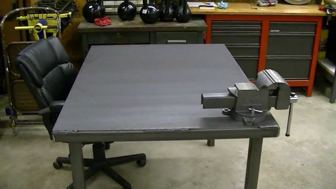 Adjustable Workbenches | Metal Workbench | Heavy Duty Workbench