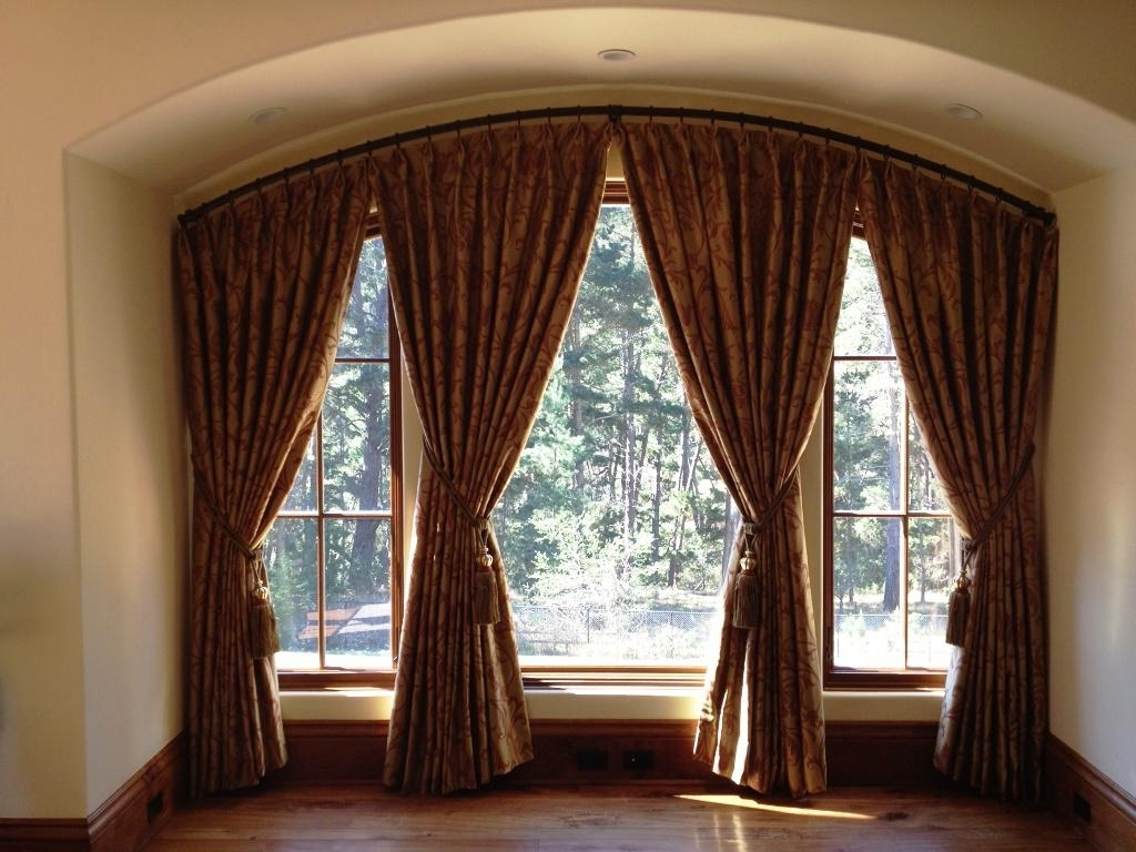 Angled Curtain Rod Bracket | Curtain Rod Corner Connector | Bay Window Curtain Rods Lowes