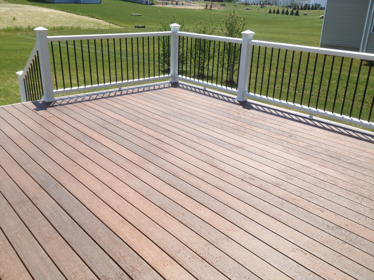 Armor Guard Decking | Veranda Composite Decking | Home Depot Decking