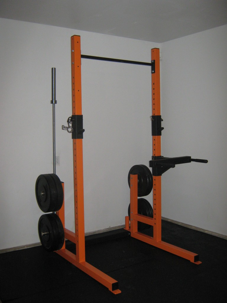 Barbell Squat Rack | Bench and Squat Rack Combo with Weights | Squat Rack for Sale