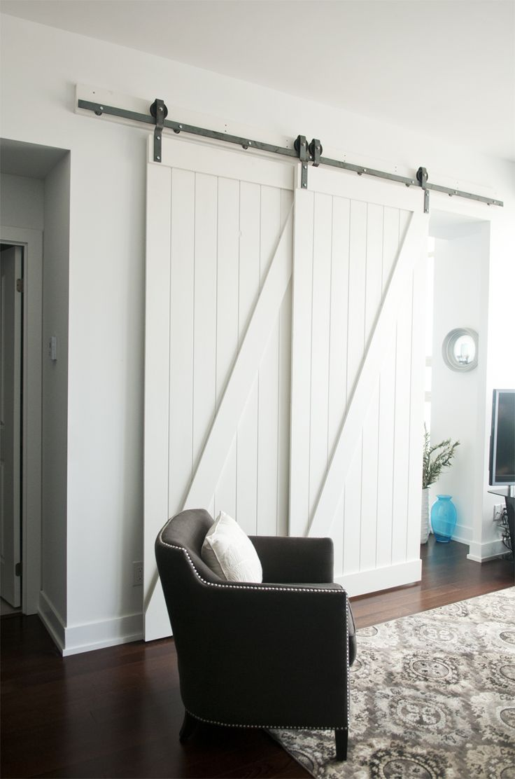 Barndoor Kit | Bypass Barn Doors | Sliding Barn Door Hardware Lowes