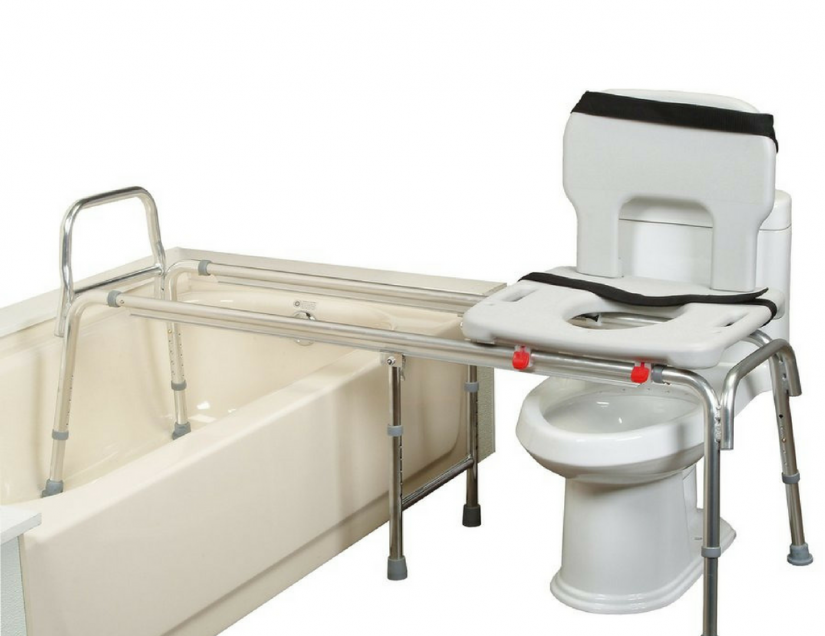 Bath Shower Seats Elderly | Sliding Tub Transfer Bench | Transfer Tub Bench