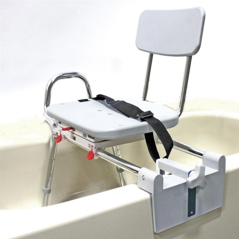 Bath Transfer Board | Seat for Bathtub for Elderly | Transfer Tub Bench