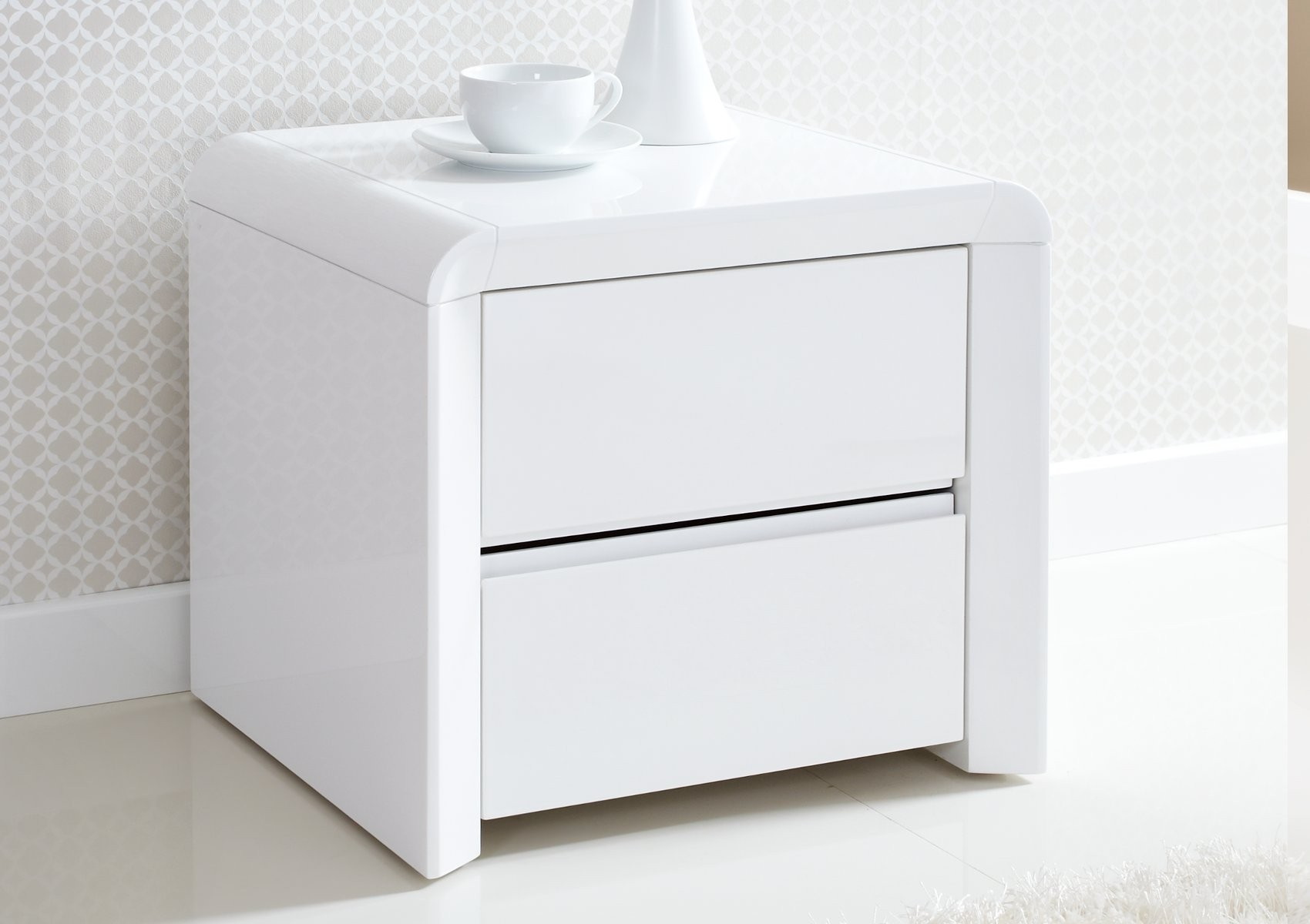 Bedside Tables Modern | Modern Bedside Tables | Cb2 Headboard