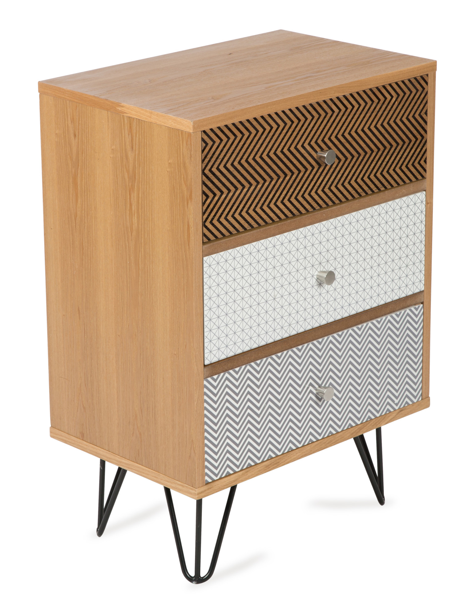 Bedside Tables with Drawers | Mid Century Bedside Tables | Modern Bedside Tables