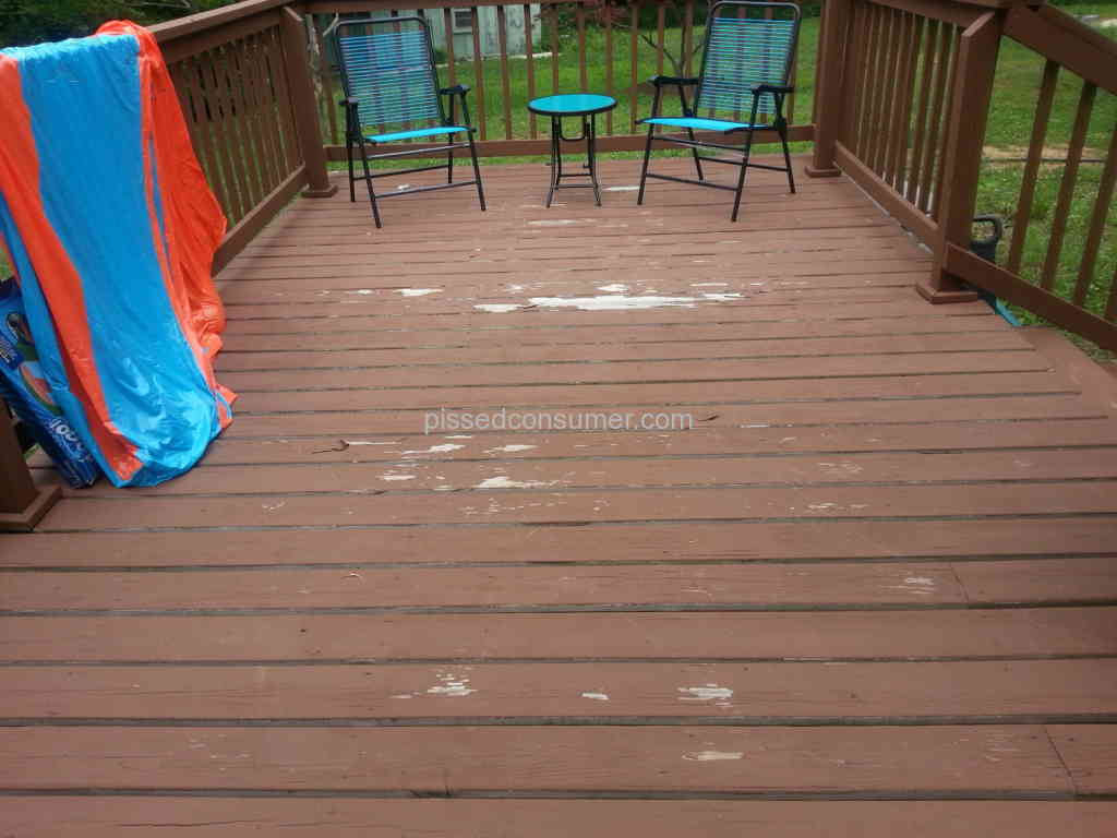 Behr Deck Coating | Behr Deck Over | Cost of Behr Deck Over