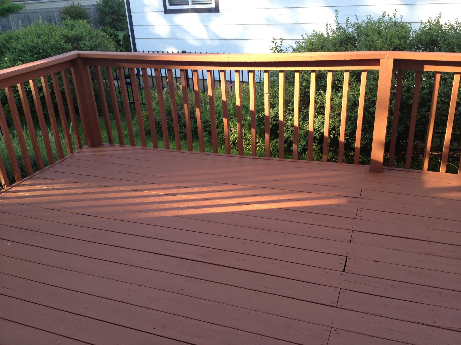 Behr Deck Over Review | Home Depot Deck Over Reviews | Behr Deck Over