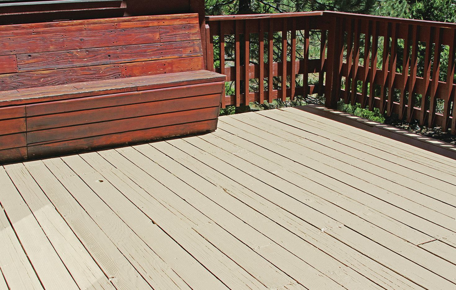 Behr Deck Paints | Behr Deck Over | Behr Deck Over Colors