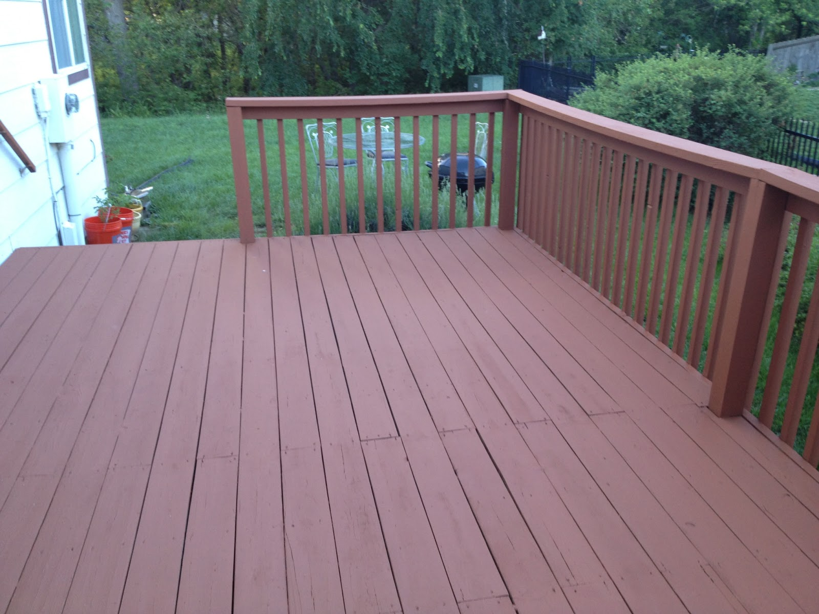 Behr Wood Deck Paint | Behr Deck Over | Behr Premium Deckover