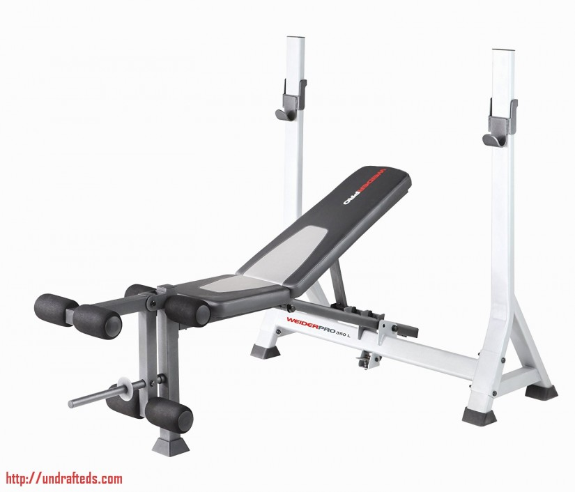 Bench And Weight Set | Powerhouse Weight Bench | Youth Weight Bench