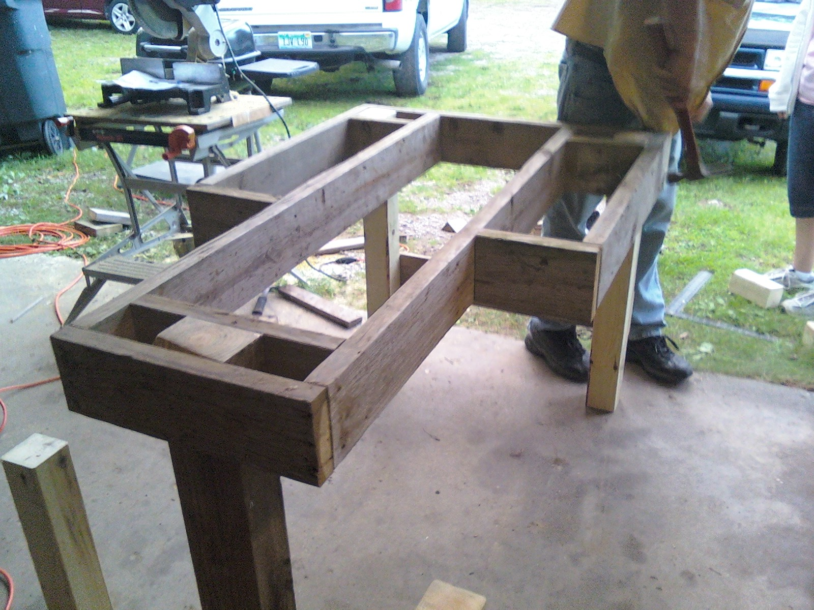 Bench Rest Plans | How to Build A Shooting Bench | Shooting Bench Plans Pdf
