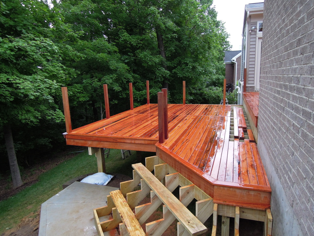 Best Wood for Deck Boards | Tigerwood Decking | Types of Wood Decking
