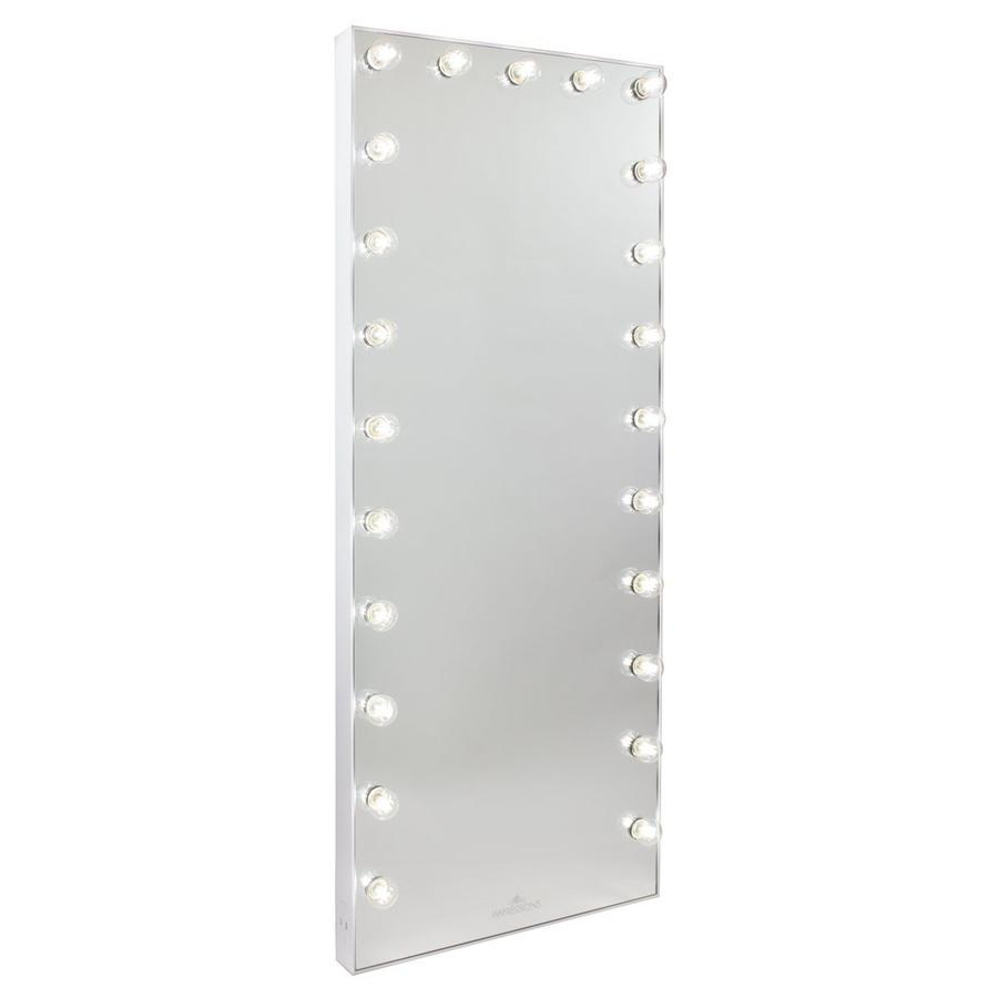 Big Lighted Makeup Mirror | Mirror with Lightbulbs | Hollywood Vanity Mirror with Lights