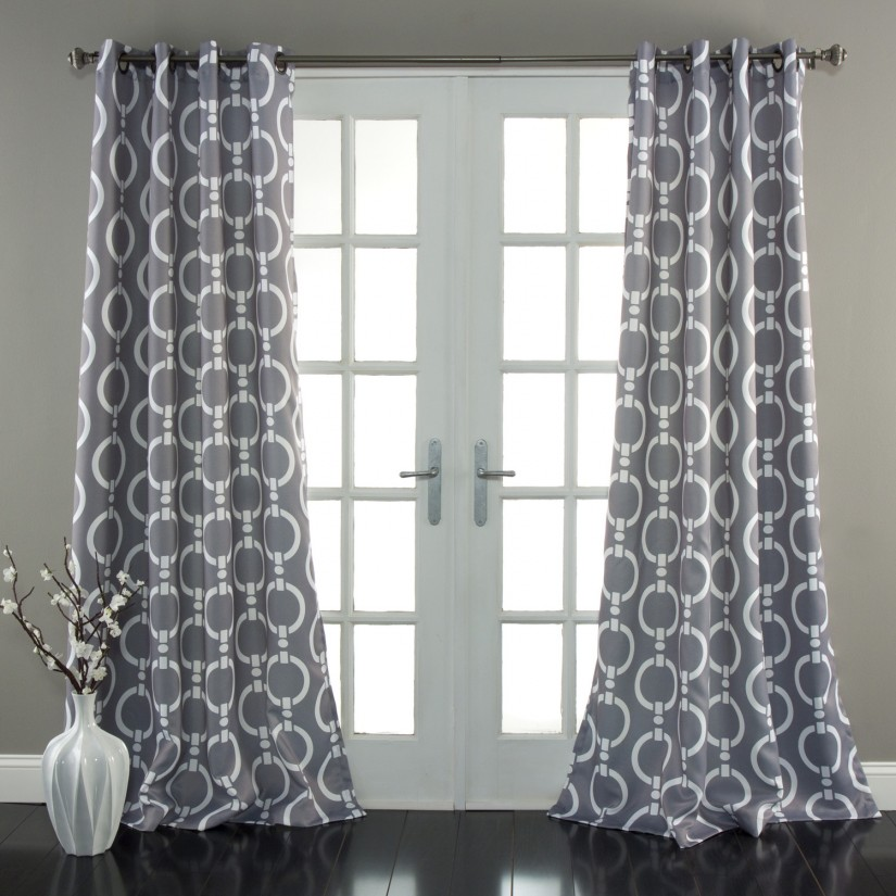 Blackout Curtains For Children | Baby Blackout Curtains | Ruffle Blackout Curtains