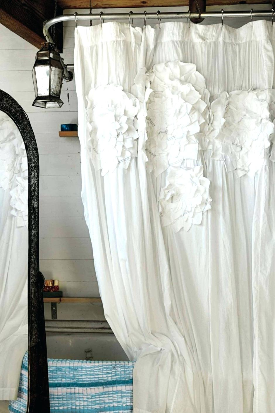 Blackout Curtains for Girls Room | Jcpenney Bedroom Curtains | Ruffle Blackout Curtains