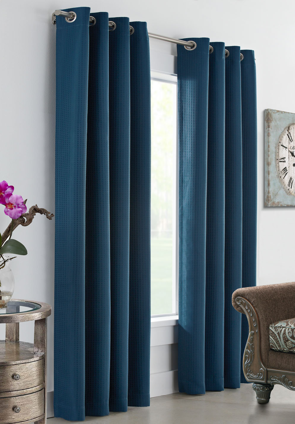 Buy Thermal Curtains | Thermal Curtains Grommet Top | Thermal Insulated Curtains