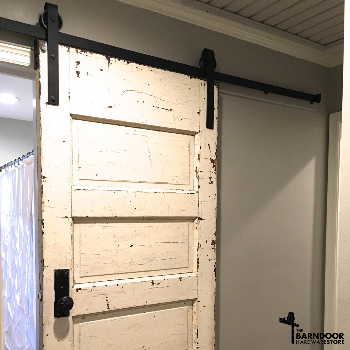 Bypass Barn Doors | Bypass Barn Door Hardware | Barn Door Slider Kit