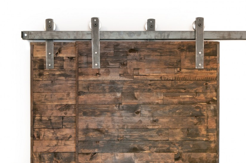 Bypass Barn Doors | Diy Bypass Barn Door Hardware | Overlapping Sliding Doors