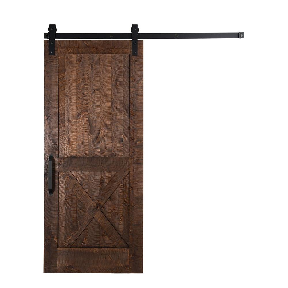 Bypass Barn Doors | Interior Sliding Barn Doors | Double Track Sliding Barn Doors