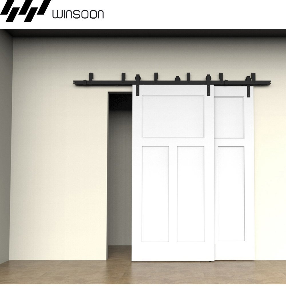 Bypass Barn Doors | Rolling Door Hardware | Barndoor Kit