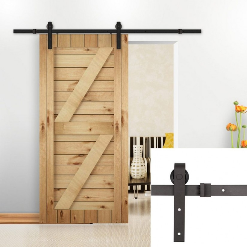 Bypass Barn Doors | Sliding Door Kits | Barn Door Home Depot
