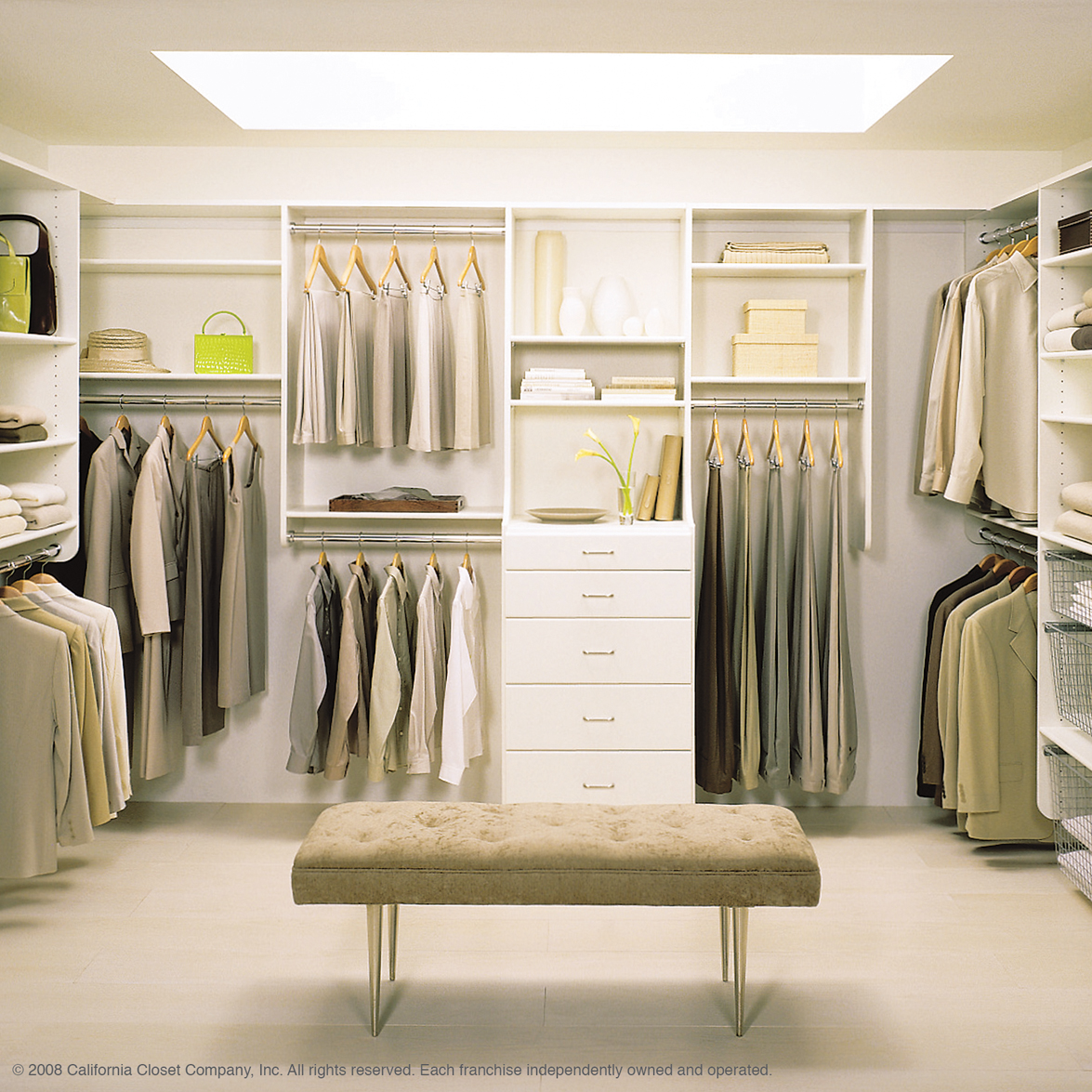 California Closets Nyc | Tribeca Custom Homes | California Closets Ny