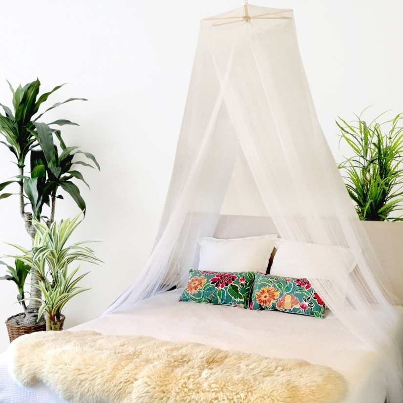 Canopy Bed Curtain Rods | Canopy Bed Curtains | Making Canopy Bed Curtains