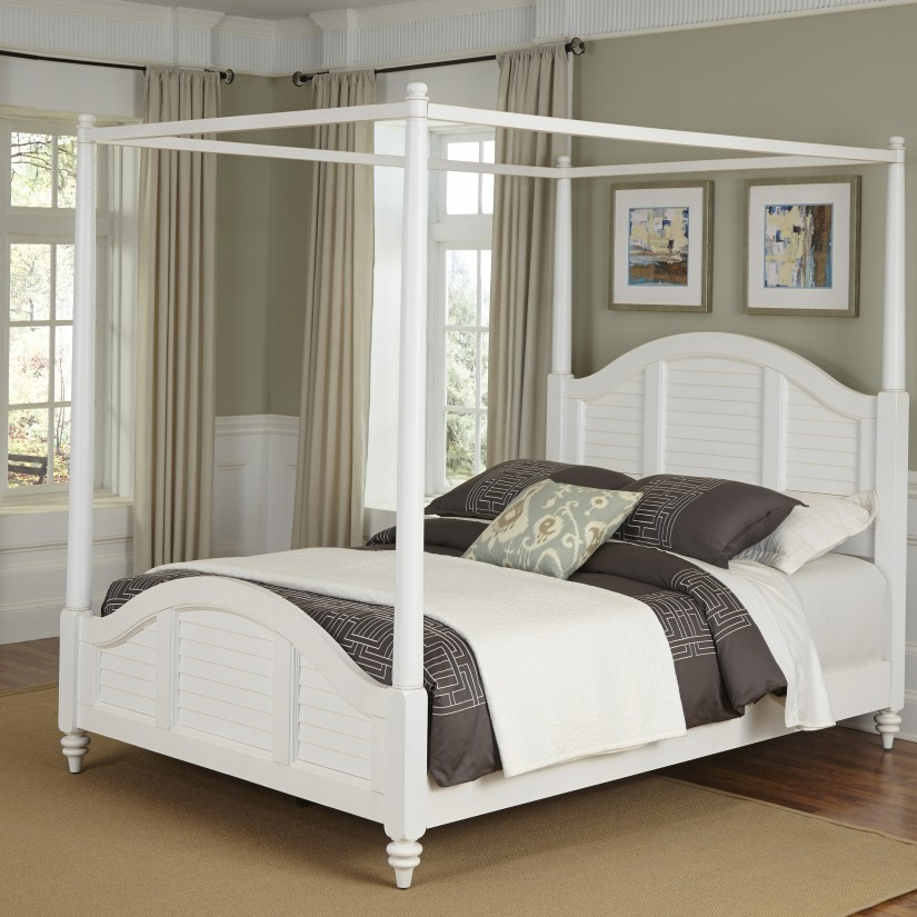 Canopy Bed Curtains | Bed Canopy Curtains Ideas | Bed Canopy Drapes