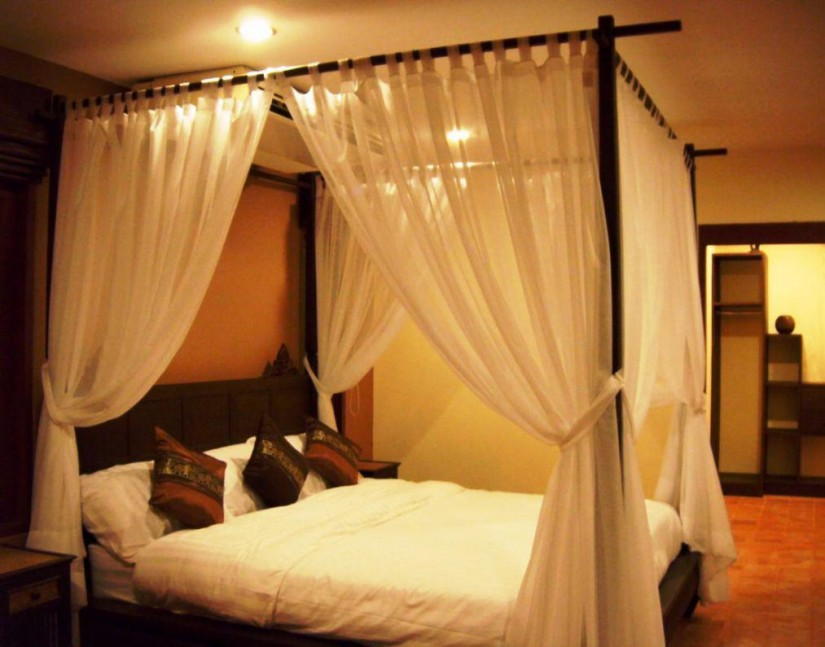 Canopy Bed Curtains Queen | Canopy Bed Curtains | Buy Canopy Bed Curtains