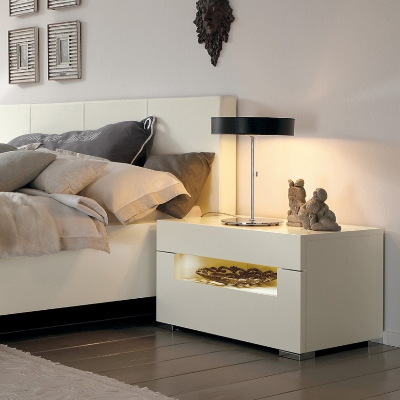 Cb2 Side Table | Cb2 End Table | Modern Bedside Tables