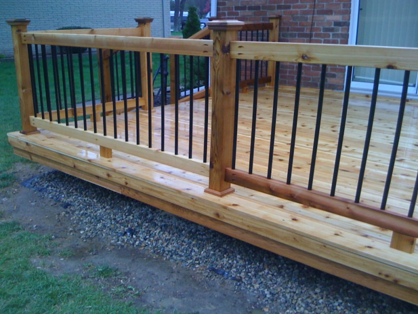 Cheap Decking Materials | Lowes Cedar Decking | Menards Deck Boards
