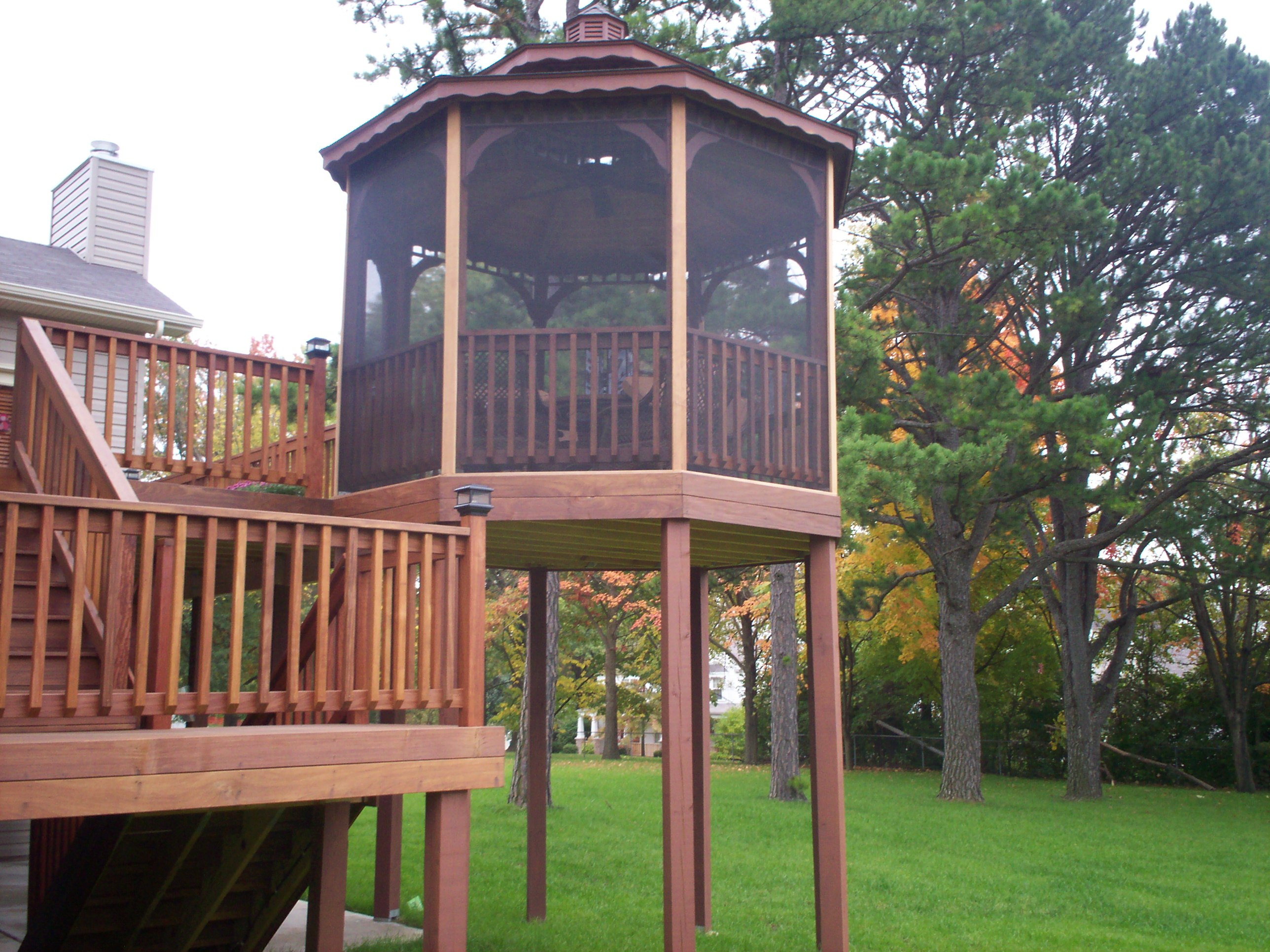 Cheap Gazebos | Screened Gazebo | Screened in Gazebos for Sale