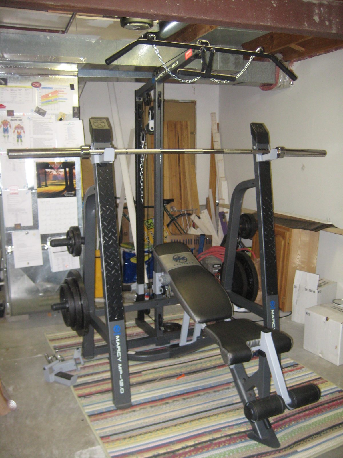 Cheap Weight Sets with Bench | Craigslist Weight Bench | Craigslist Los Angeles Exercise Equipment