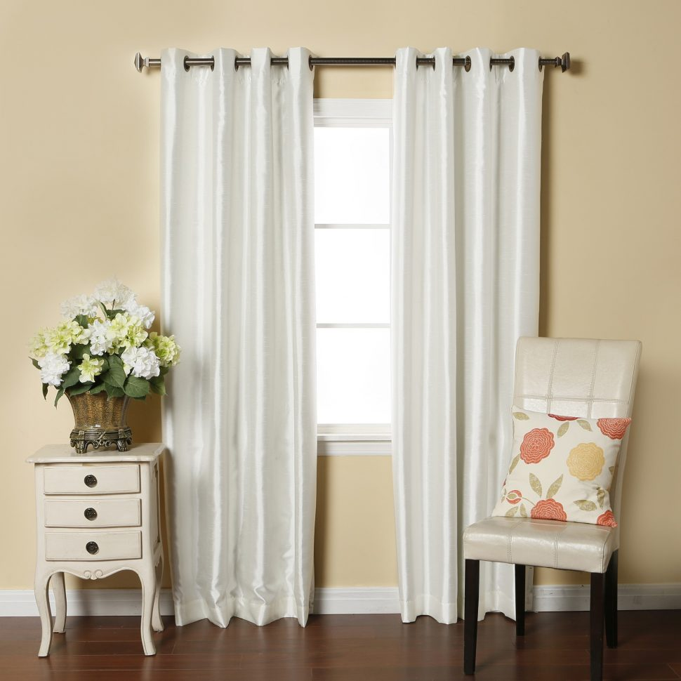 Childrens Bedroom Blackout Curtains | Ruffle Blackout Curtains | Ruffle Window Curtain