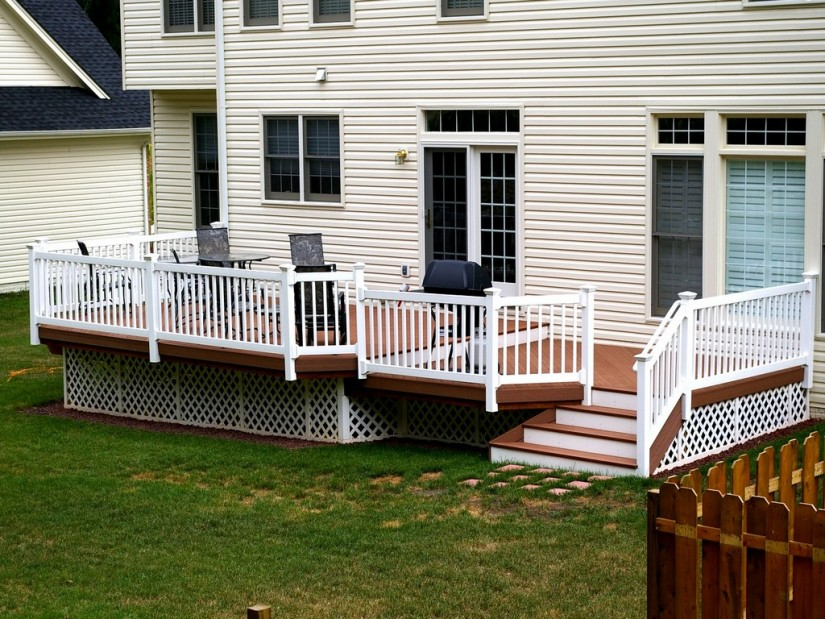 Choicedek Reviews | Moisture Shield Composite Decking | Timbertech Composite Decking Reviews