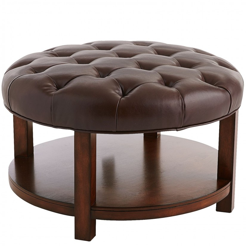 Coffee Table With Storage Ottomans Underneath | Cloth Ottoman Coffee Table | Large Ottoman Coffee Table