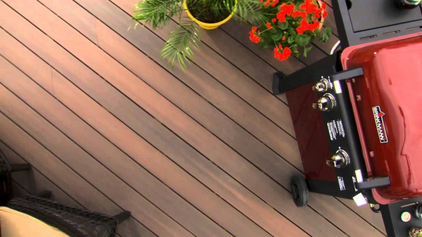 Composite Deck Railing | Armor Guard Decking | Veranda Composite Decking