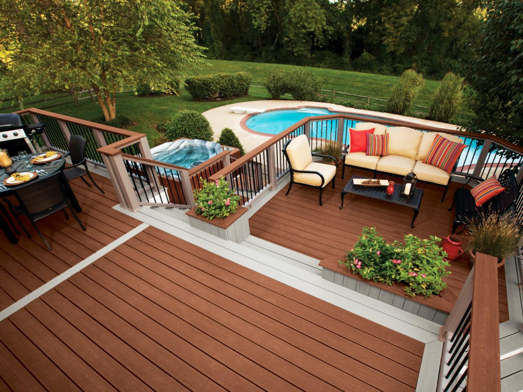 Composite Decking Cost Calculator | Deck Board Calculator | Outdoor Deck Cost Estimate