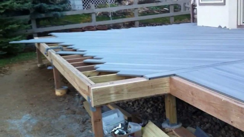 Composite Decking Installation Instructions | How To Build A Trex Deck | Installing Composite Decking