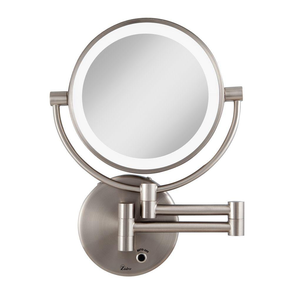 Conair Led Makeup Mirror | Conair Lighted Makeup Mirror | Conair 10x Magnifying Mirror with Light
