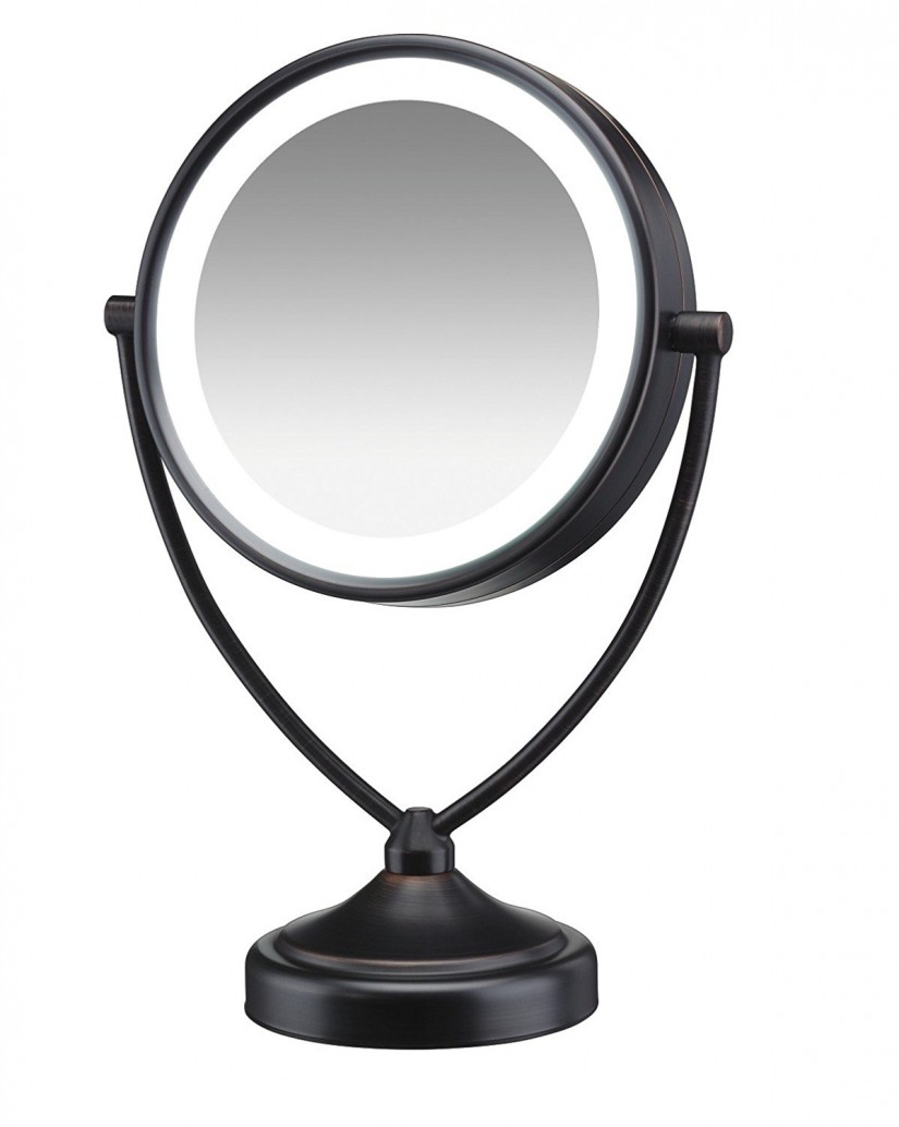 Conair Lighted Makeup Mirror | Conair Bulbs For Makeup Mirrors | Double Sided Magnifying Mirror