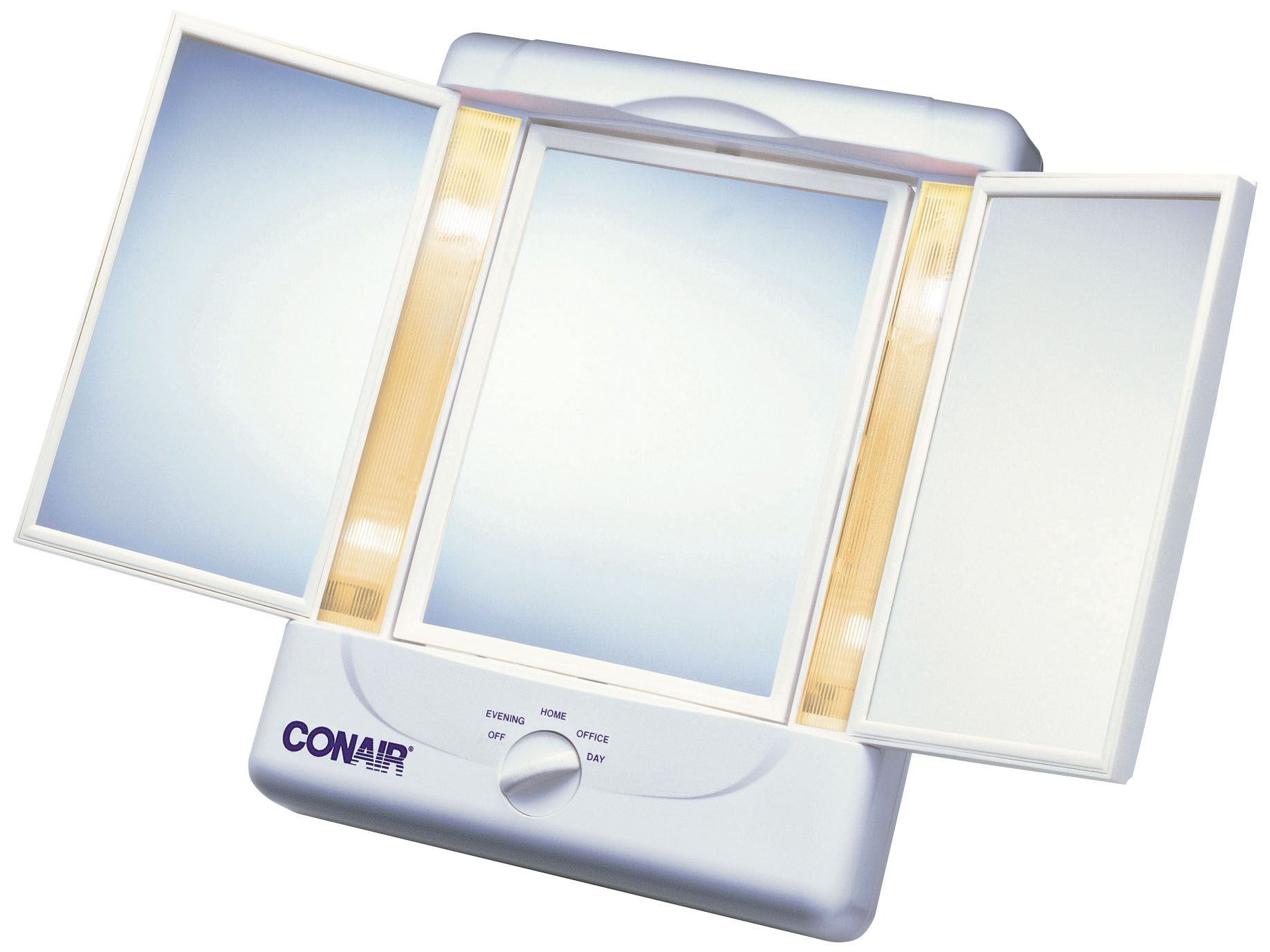 Conair Lighted Makeup Mirror | Conair Lighted Makeup Mirror | Conair Reflections Mirror
