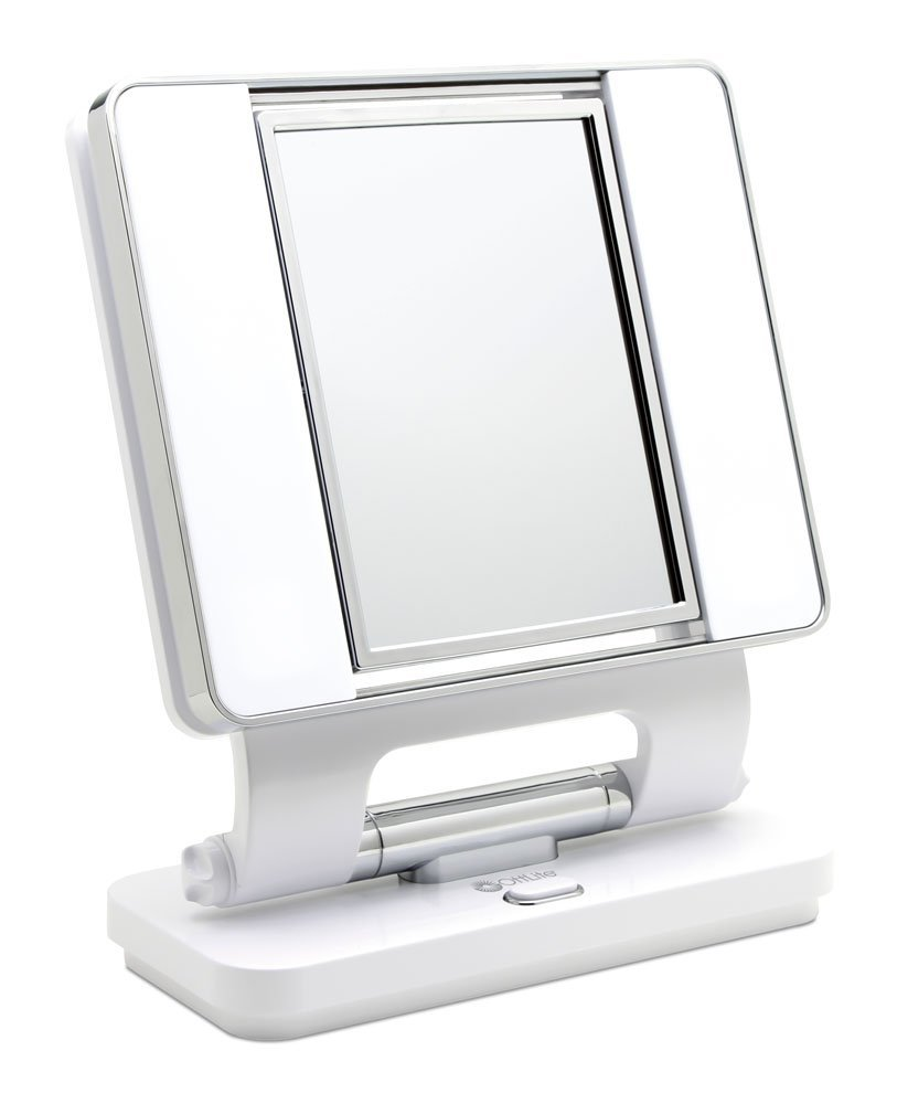 Conair Lighted Makeup Mirror | Conair Replacement Bulbs | Conair Two-sided Makeup Mirror with 4 Light Settings