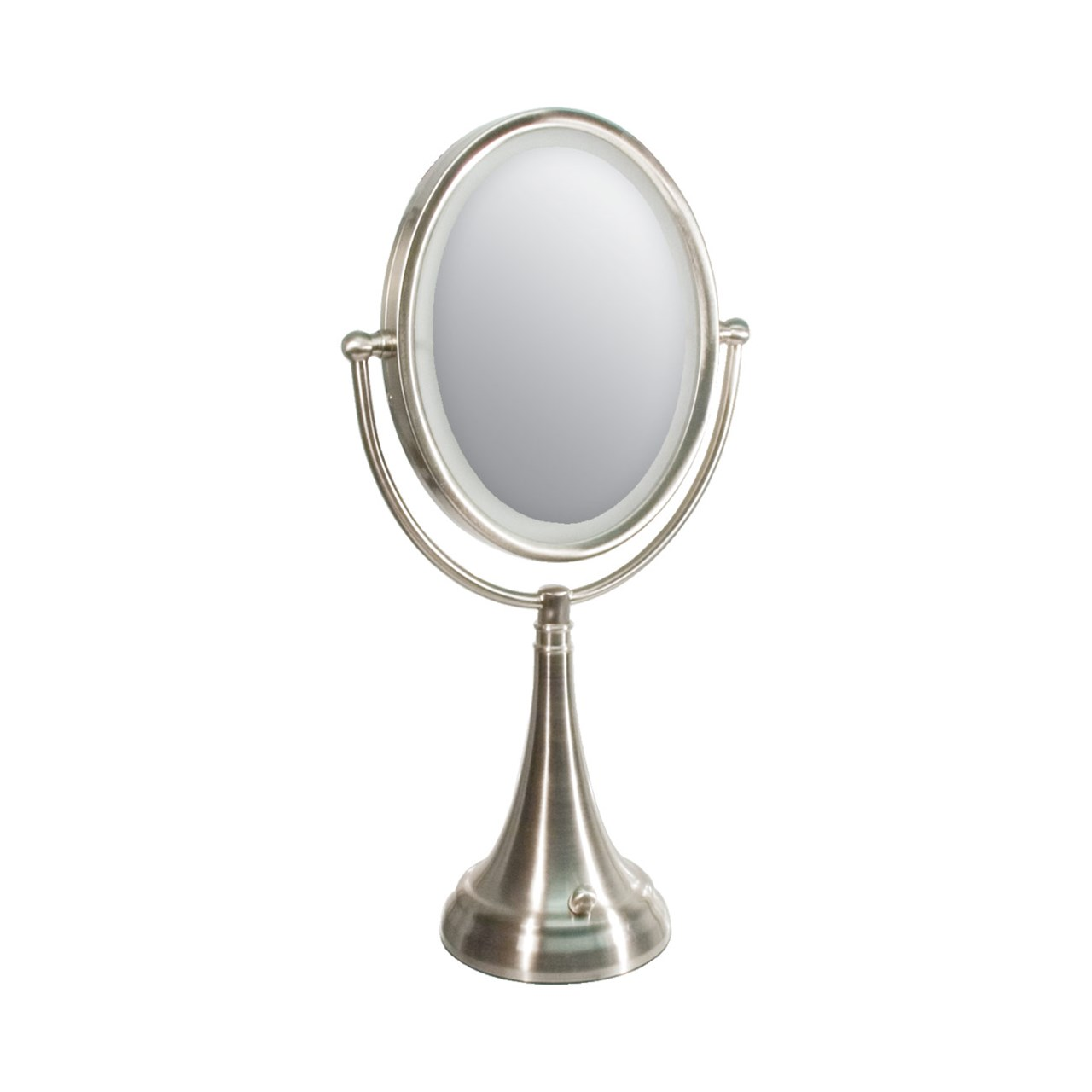 Conair Lighted Makeup Mirror | Conair Two-sided Makeup Mirror with 4 Light Settings | Conair Make Up Mirror
