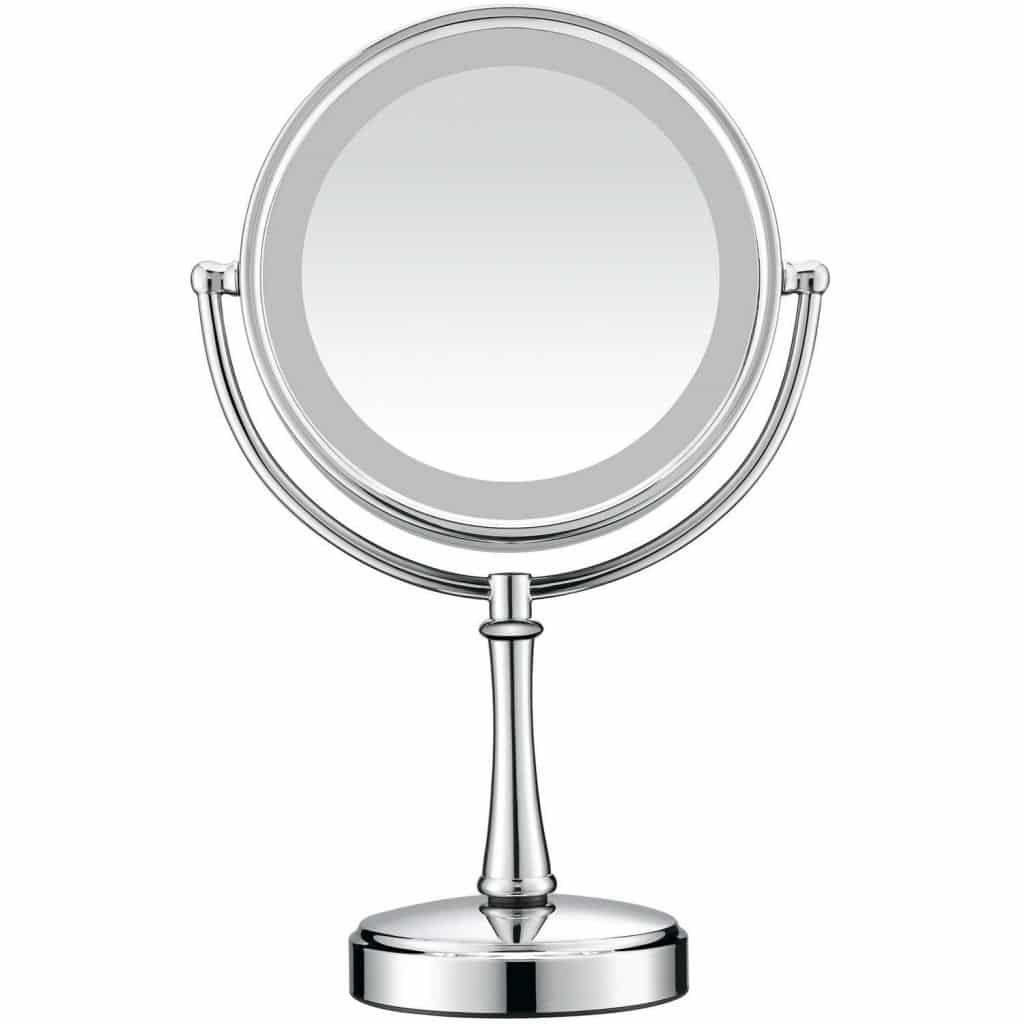 Conair Lighted Makeup Mirror | Conair Vanity Mirror | Conair 7x Magnifying Lighted Mirror